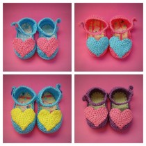 Colorindo os pés dos bebês